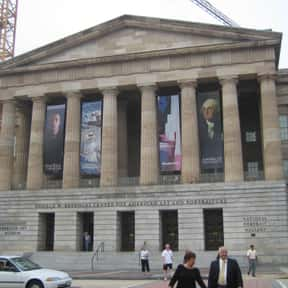 National Portrait Gallery is listed (or ranked) 24 on the list The Best Museums in the United States