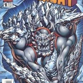Doomsday is listed (or ranked) 17 on the list The Greatest Villains In DC Comics, Ranked