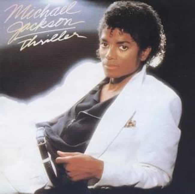Thriller is listed (or ranked) 1 on the list The Best Michael Jackson Albums of All Time