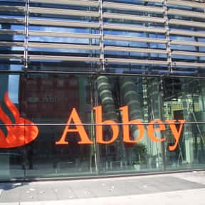 Abbey National is listed (or ranked) 8 on the list List of Financial Services Companies