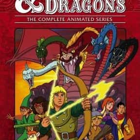 Dungeons & Dragons is listed (or ranked) 17 on the list The Best 1980s Fantasy TV Series