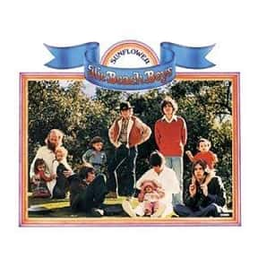 Sunflower is listed (or ranked) 5 on the list The Best Beach Boys Albums of All Time
