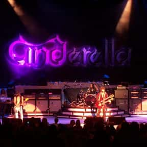 Cinderella is listed (or ranked) 10 on the list The Best Glam Metal Bands