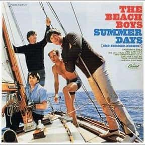 California Girls is listed (or ranked) 20 on the list The Best Beach Boys Albums of All Time