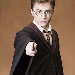 Harry Potter is listed (or ranked) 18 on the list The Best Movie Characters Of All Time