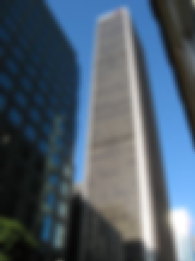 Aon Center is listed (or ranked) 8 on the list List of Famous Los Angeles Buildings & Structures