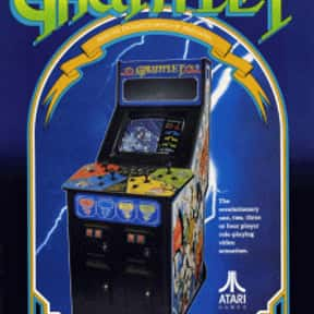 Gauntlet is listed (or ranked) 19 on the list The Best Classic Nintendo Arcade Games
