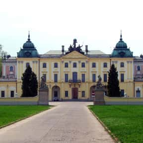 Branicki Palace, Białystok is listed (or ranked) 12 on the list Famous Baroque Architecture Buildings