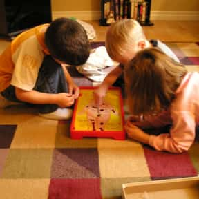 Operation is listed (or ranked) 22 on the list The Best Board Games for Kids 7-12