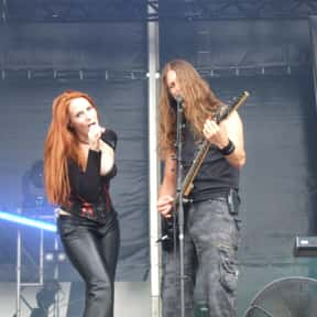 Epica is listed (or ranked) 25 on the list The Best Gothic Metal Bands