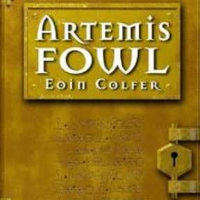 Artemis Fowl is listed (or ranked) 14 on the list Good Books for 10 Year Olds