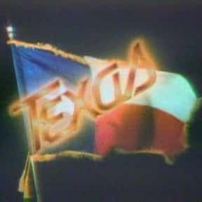 Texas is listed (or ranked) 10 on the list The Best '80s Daytime Soap Operas