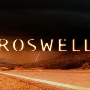 Roswell is listed (or ranked) 8 on the list The Best Alien TV Shows, Ranked