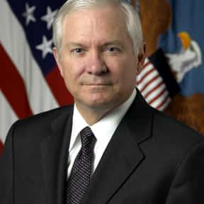 Robert Gates is listed (or ranked) 21 on the list Famous People From Kansas