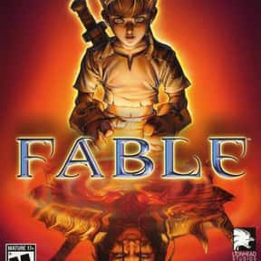 Fable is listed (or ranked) 14 on the list The Best Fantasy Games Of All Time