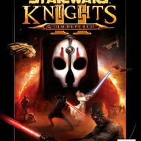 Star Wars: Knights of the Old  is listed (or ranked) 21 on the list The Best Fantasy Games Of All Time