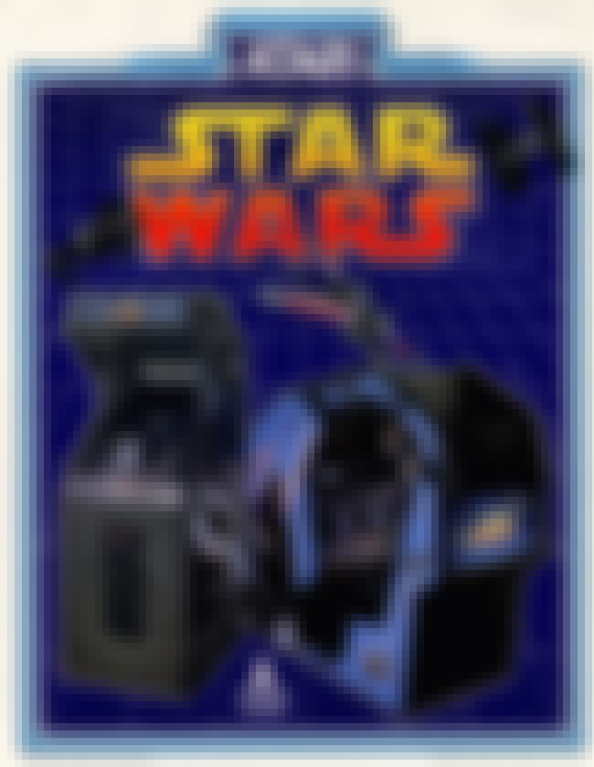 Star Wars is listed (or ranked) 2 on the list The Coolest Arcade Game Cabinet Art Ever!