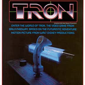 Tron is listed (or ranked) 23 on the list The Best Classic Arcade Games