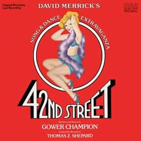 42nd Street is listed (or ranked) 9 on the list The Best Broadway Musicals of the 80s