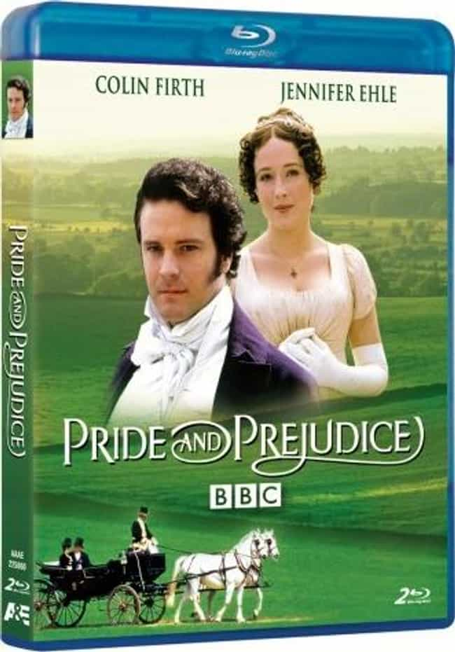 Pride and Prejudice is listed (or ranked) 4 on the list What to Watch If You Love 'The Crown'
