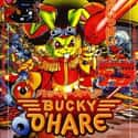 Bucky O'Hare is listed (or ranked) 3 on the list List of Konami Beat 'em Ups