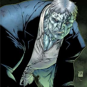 Solomon Grundy is listed (or ranked) 21 on the list The Best Green Lantern Villains Ever