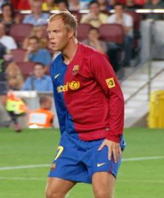 Eiður Guðjohnsen... is listed (or ranked) 1 on the list Footballers Who Suffered Gambling Problems