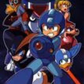 Mega Man is listed (or ranked) 8 on the list The Best NES Characters