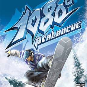 1080° Avalanche is listed (or ranked) 3 on the list List of Gamecube Games