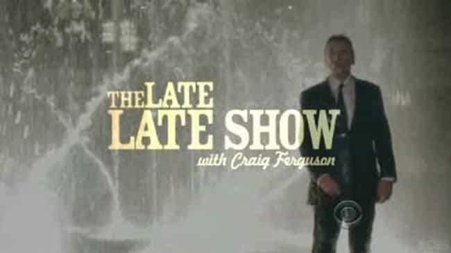 The Late Late Show with ... is listed (or ranked) 4 on the list TV Shows Produced By Worldwide Pants