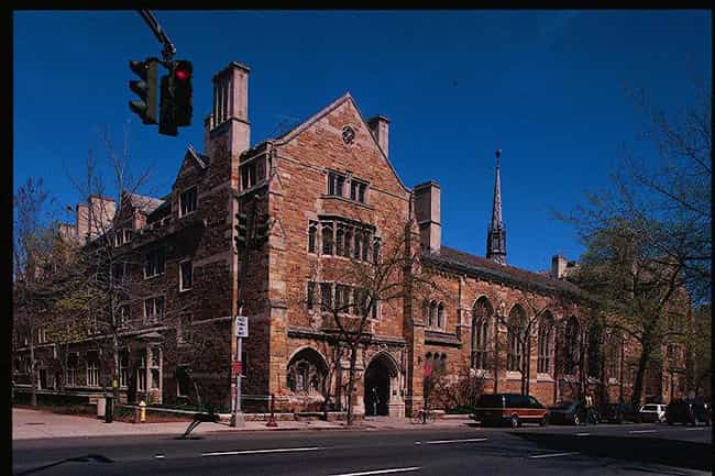 Berkeley College is listed (or ranked) 1 on the list Famous Collegiate Gothic Buildings