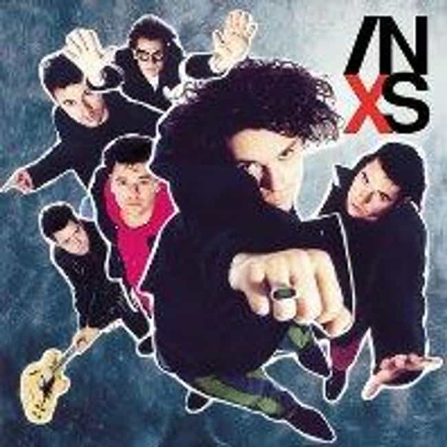 X is listed (or ranked) 6 on the list The Best INXS Albums of All Time