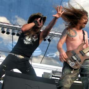 Skid Row is listed (or ranked) 18 on the list The Best Glam Metal Bands