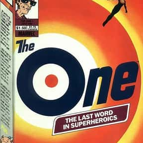 The One is listed (or ranked) 21 on the list Famous Epic Comics Titles