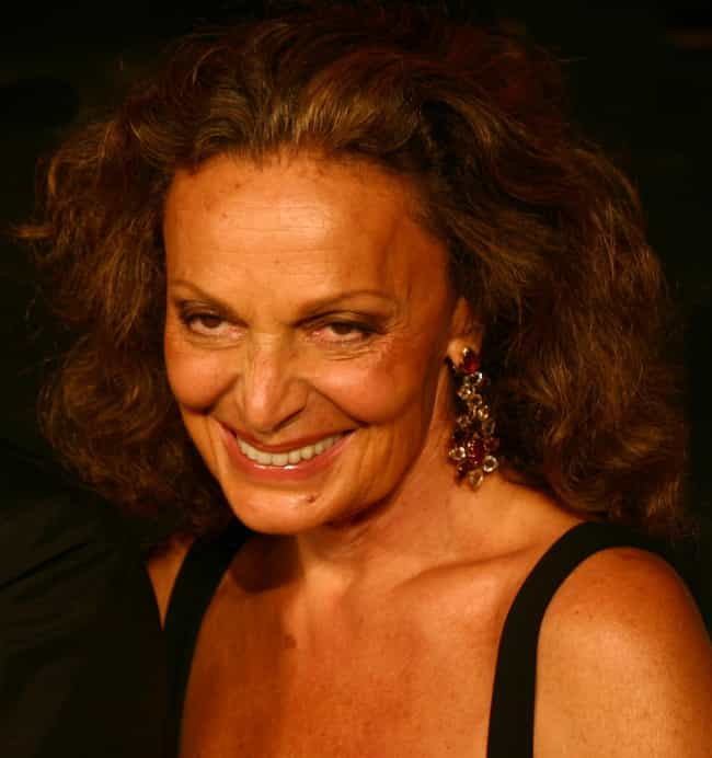 Diane von Fürstenbe... is listed (or ranked) 2 on the list Famous Fashion Designers from Belgium
