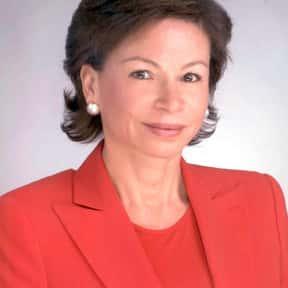 Valerie Jarrett is listed (or ranked) 12 on the list Famous People Named Valerie