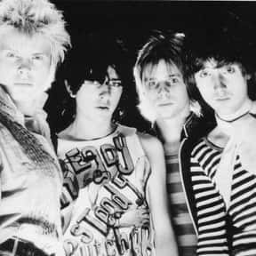 Generation X is listed (or ranked) 22 on the list The Best Punk Bands Of All Time