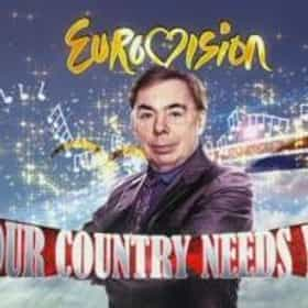 Eurovision: Your Country Needs You