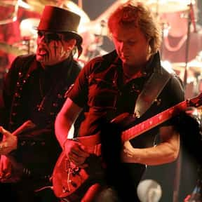 King Diamond is listed (or ranked) 16 on the list The Best Heavy Metal Bands Of 2020, Ranked