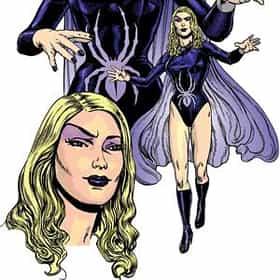 Black Widow (Claire Voyant)