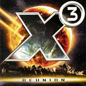 X3: Reunion is listed (or ranked) 6 on the list The Best Space Combat Simulator Games of All Time