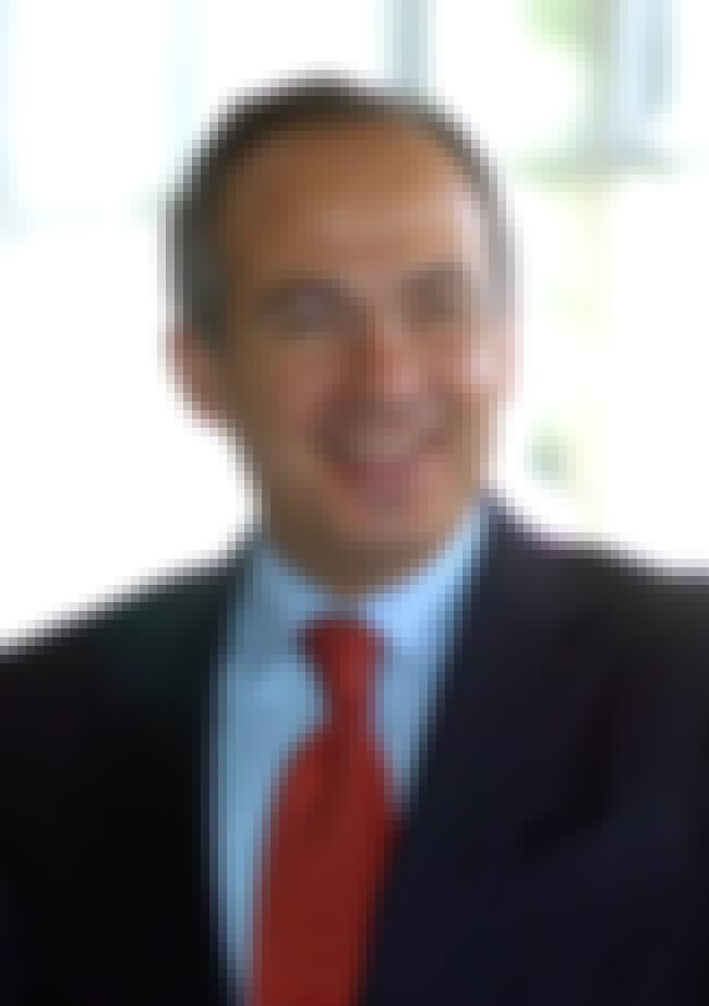 Felipe Calderón is listed (or ranked) 1 on the list Famous Escuela Libre De Derecho Alumni