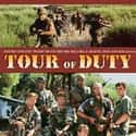 Tour of Duty is listed (or ranked) 25 on the list The Best 1980s Adventure TV Series
