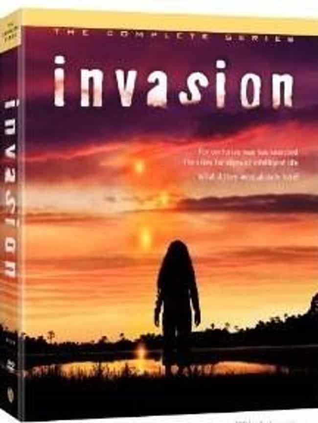 Invasion is listed (or ranked) 4 on the list TV Shows Produced By Shaun Cassidy