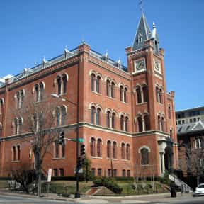 Charles Sumner School is listed (or ranked) 24 on the list Famous Romanesque Revival Architecture Buildings