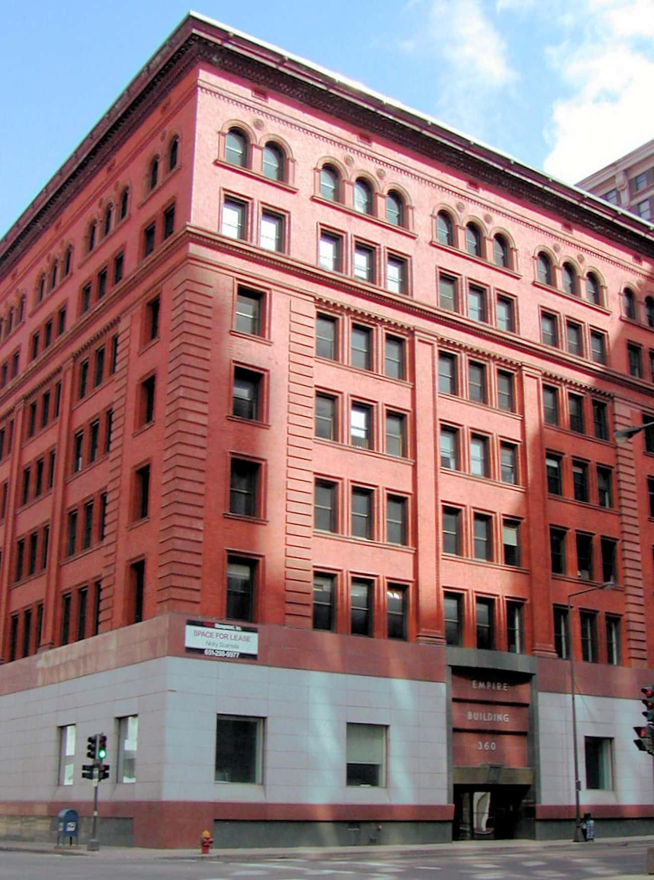 Manhattan Building is listed (or ranked) 3 on the list List of Clarence H. Johnston, Sr. Architecture