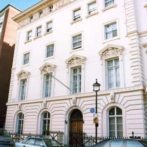 14 Prince's Gate, London is listed (or ranked) 1 on the list Famous Beaux-Arts Architecture Buildings