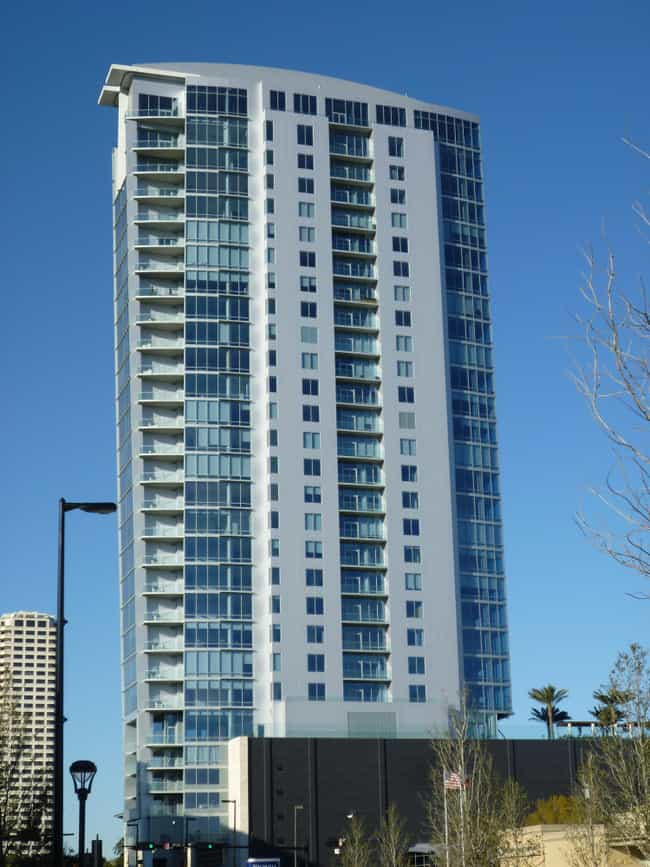 2727 Kirby is listed (or ranked) 4 on the list List of Famous Houston Buildings & Structures