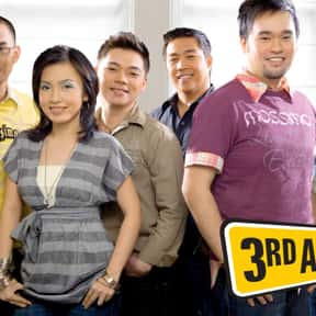 3rd Avenue is listed (or ranked) 6 on the list Filipino Ballad Bands List