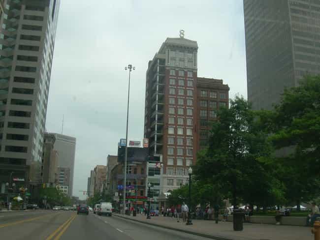 8 East Broad Street is listed (or ranked) 1 on the list List of Famous Columbus Buildings & Structures